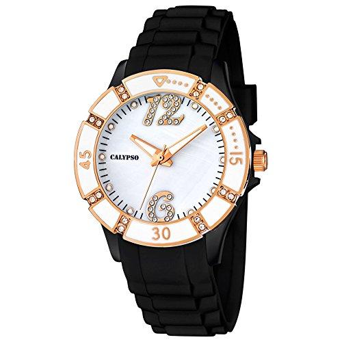 ORIGINAL CALYPSO Uhren by Festina Damen Uhrzeit k5650 6