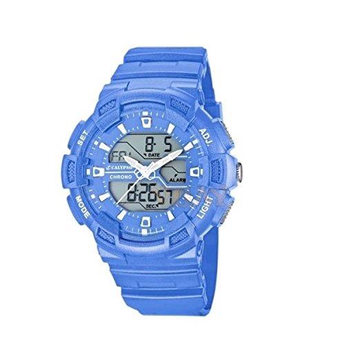 ORIGINAL CALYPSO Uhren Herren Digital K5579 7