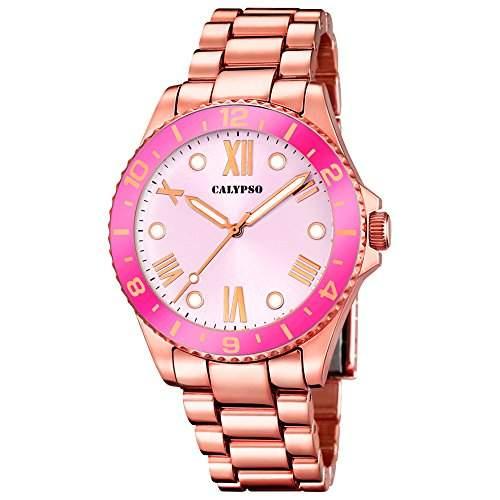 CALYPSO Unisex-Uhr - Trend - Analog - Quarz - Kunststoff - UK56518