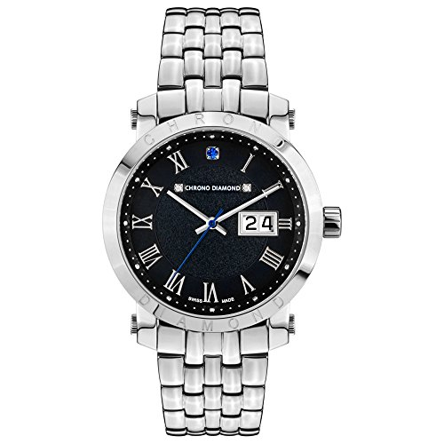 Chrono Diamond Armbanduhr 82176