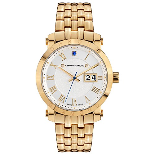 Chrono Diamond Armbanduhr 82179