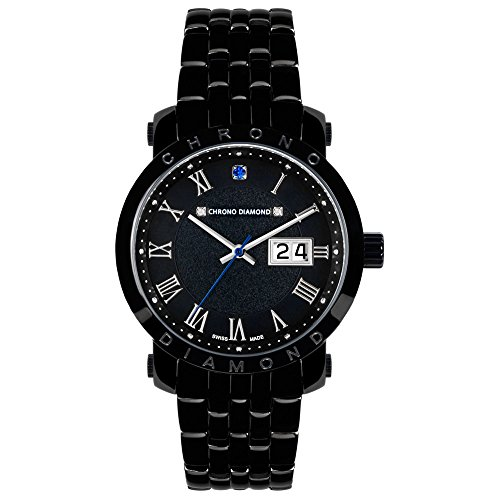 Chrono Diamond Armbanduhr 82180