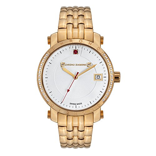 Chrono Diamond Armbanduhr 82192