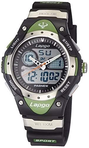 PASNEW N6Kinder-Armbanduhr Time Jungen Maedchen Sport Armbanduhr N6