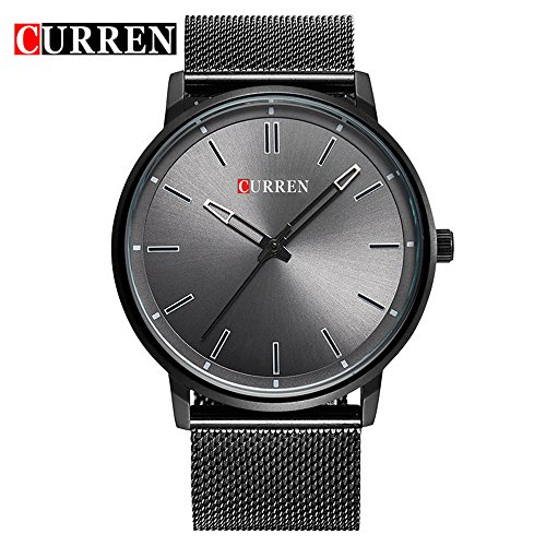 Wasserdicht Herren New Fashion Sports Quarz Analog Business Armbanduhr 8233 G