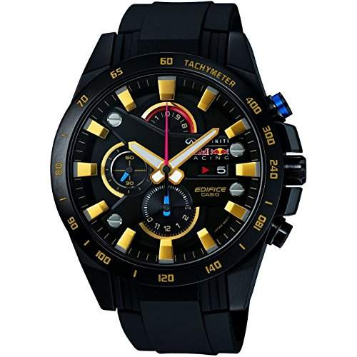 Casio Edifice Red Bull Racing Limited Edition Armbanduhr 100m EFR-540RBP-1AER