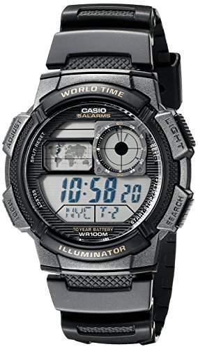 Casio Herrenarmbanduhr Casio Collection AE-1000W-1AVEF