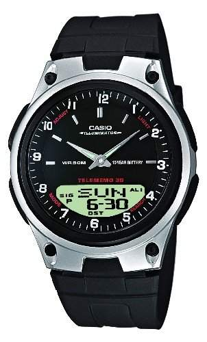 Casio Collection Herren-Armbanduhr Analog  Digital Quarz AW-80-1AVES