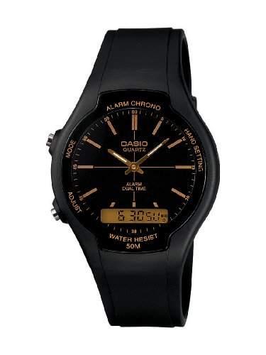 Casio Herren-Armbanduhr Casio Collection AW-90H-9EVEF