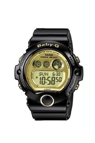 Casio Damen-Armbanduhr XL Baby-G Digital Quarz Resin BG-6901-1ER