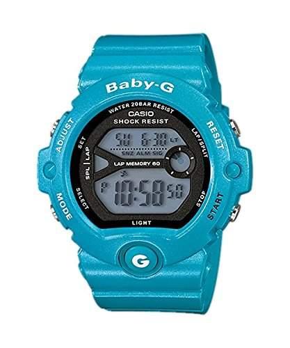 Casio Damen-Armbanduhr Digital Quarz Resin BG-6903-2ER