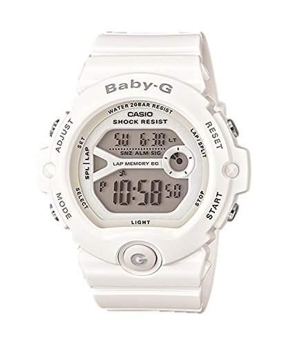 Casio Damen-Armbanduhr Digital Quarz Resin BG-6903-7BER