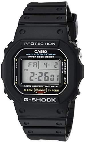 Casio DW5600E-1 Uhr