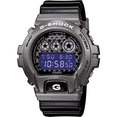 G-shock Crazy Colour Watch - Grey Head Black Band