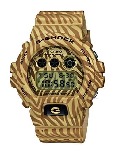 Casio Herren G SHOCK Digitale Sportart Quartz Reloj Modelo de Asia DW-6900ZB-9D