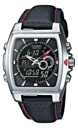 Casio Edifice Herren-Armbanduhr Analog  Digital Quarz EFA-120L-1A1VEF