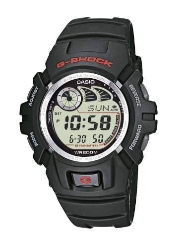 Casio Herren Armbanduhr Collection Digital Quarz Silber Edelstahl Mtd-1053D-1Aves