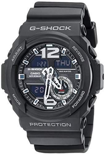 Casio Herren-Armbanduhr XL G-Shock Analog - Digital Quarz Resin GA-310-1AER
