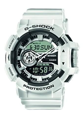 Casio Herren-Armbanduhr Analog - Digital Quarz Resin GA-400-7AER