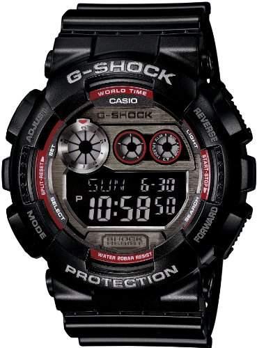 Casio G-SHOCK GD-120TS-1JF Mens Watch
