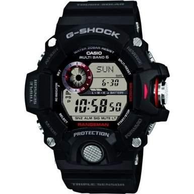 Casio Herren-Armbanduhr XL Digital Quarz Resin GW-9400-1ER