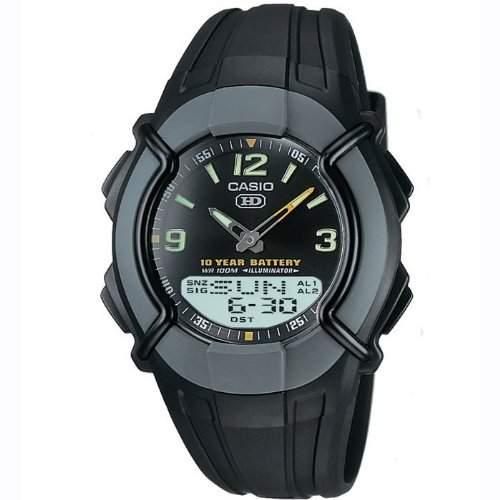 Casio Herren-Armbanduhr XL Digital Quarz Resin HDC-600-1BVES