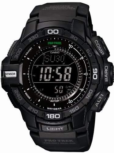 Casio PROTREK Tripple Sensor Ver3 Tough Solar Watch : PRG-270-1AJF