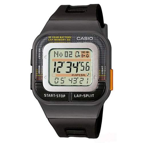 Casio Collection Damen-Armbanduhr Digital Quarz SDB-100-1AEF