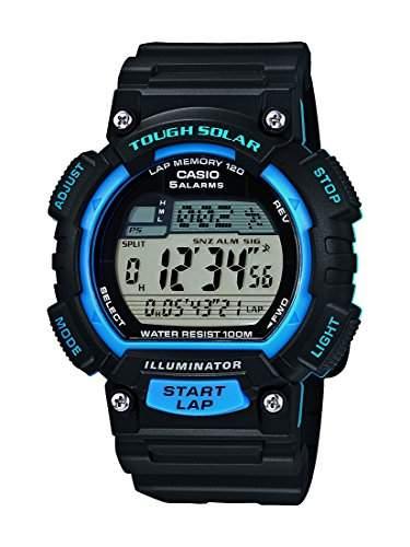 Casio Herren-Armbanduhr XL Digital Quarz Resin STL-S100H-2AVEF