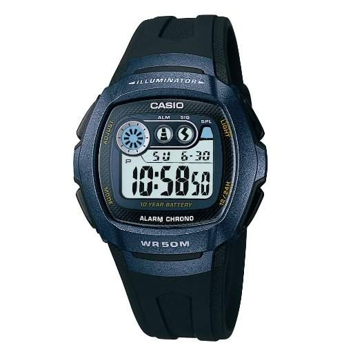 Casio Herrenuhr Quarz W-210-1BVES