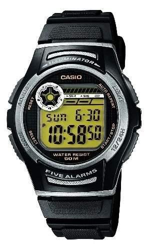 Casio Collection Herren-Armbanduhr Digital Quarz W-213-9AVES