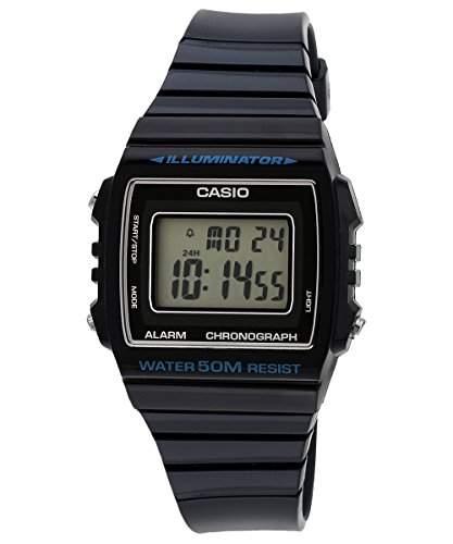 CASIO Herren-Armbanduhr Digital Quarz Resin W-215H-2