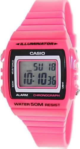 Casio W215H-4AV Damen Uhr
