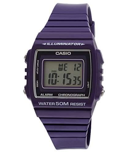 CASIO Herren-Armbanduhr Digital Quarz Resin W-215H-6