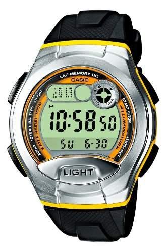 Casio Collection Herren-Armbanduhr Digital Quarz W-752-9BVES