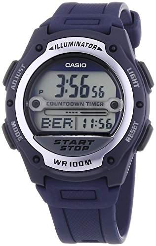 Casio Collection Herren-Armbanduhr Digital Quarz W-756-2AVES