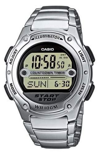 Casio Collection Herren-Armbanduhr Digital Quarz W-756D-7AVES