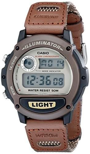 Casio W89HB-5AV Herren Uhr