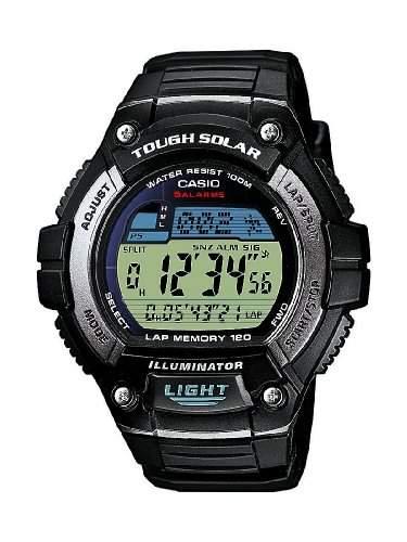 Casio Unisex-Armbanduhr Digital Quarz Plastik W-S220-1AVEF