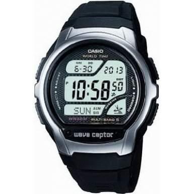 Casio Herren Armbanduhr Xl Digital Quarz Plastik Wv-58U-1Aves