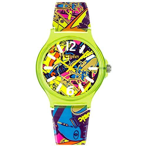 Tee-Wee Chic-Watches Damenuhr Streetstyle Armbanduhr Chic Lady-Uhren UC005