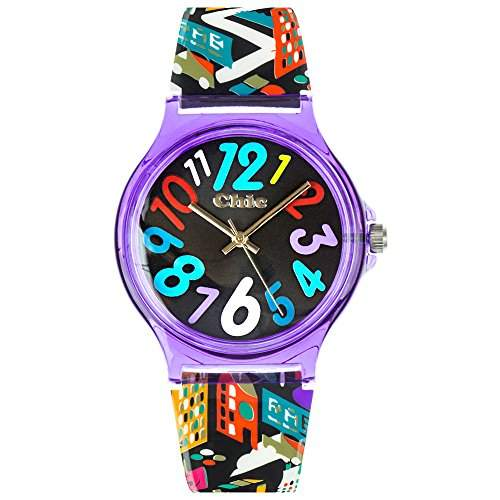 Tee-Wee Chic-Watches Damenuhr Skyline Armbanduhr Chic Lady-Kollektion UC006