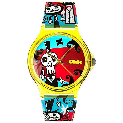Tee-Wee Chic-Watches Damenuhr Zombie Armbanduhr Chic Lady-Kollektion UC008