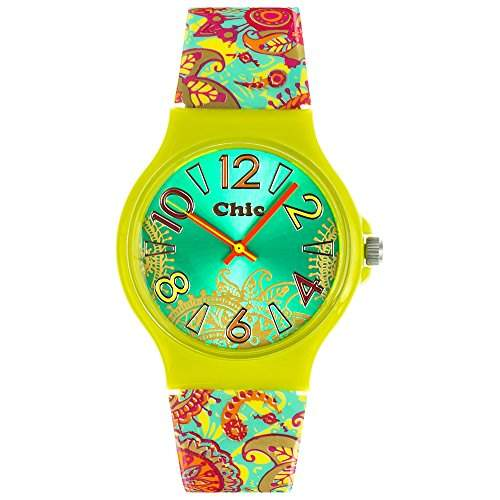 Tee-Wee Chic-Watches Damenuhr Indian-Style Armbanduhr Chic Lady-Uhren UC012