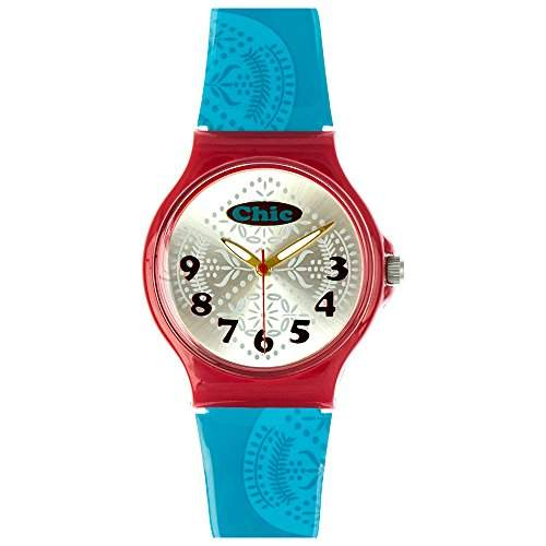 Tee-Wee Chic-Watches Damenuhr Ornament Armbanduhr Chic Lady-Kollektion UC024