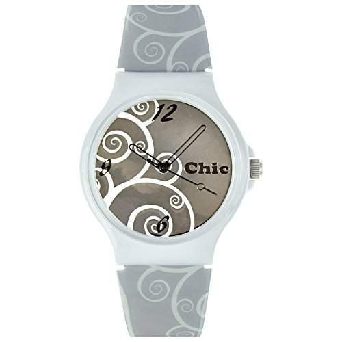 Tee-Wee Chic-Watches Damenuhr Floral Armbanduhr Chic Lady-Kollektion UC025