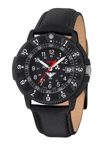 KHS H3 Navigator MK II Einsatz Uhr mit Leder Armband