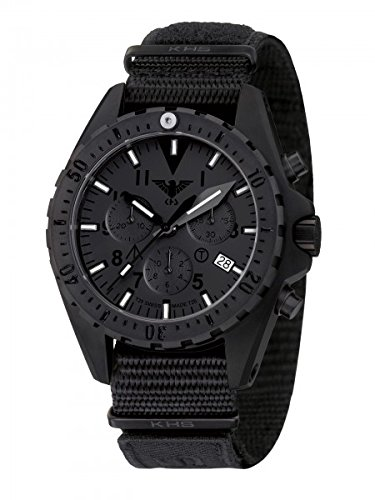 KHS Tactical Watches MissionTimer 3 Titan Chronograph X TAC H3 KHS MTTCXT NXT1