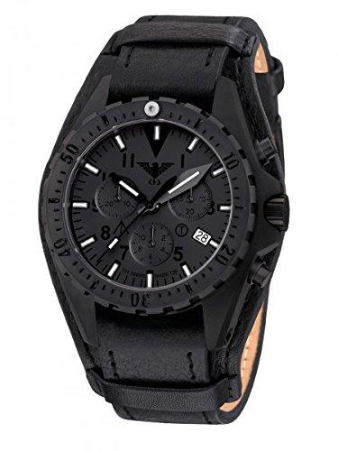 KHS Tactical Watches MissionTimer 3 Titan Chronograph X TAC H3 KHS MTTCXT R