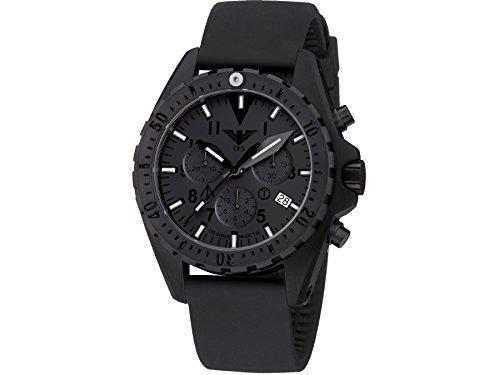 KHS Tactical Watches MissionTimer 3 Titan Chronograph X TAC H3 KHS MTTCXT SB